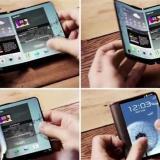 Das erste faltbare Samsung Galaxy Smartphone könnte noch dieses Jahr auf den Markt kommen