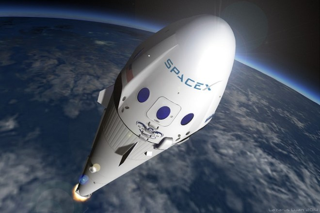 Bild: SpaceX