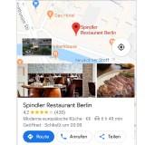 Google Maps-Tipp: Einen Tisch im Restaurant reservieren
