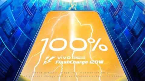Vivo präsentiert ultraschnelle Ladetechnik