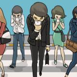 Smartphone- Zombies