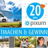 Pixum feiert seinen 20. Geburtstag mit einem großen Gewinnspiel