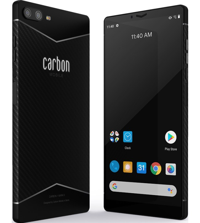 Bild: Carbon Mobile