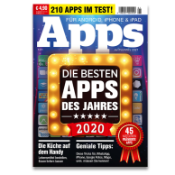 Apps Magazin 2020 Cover