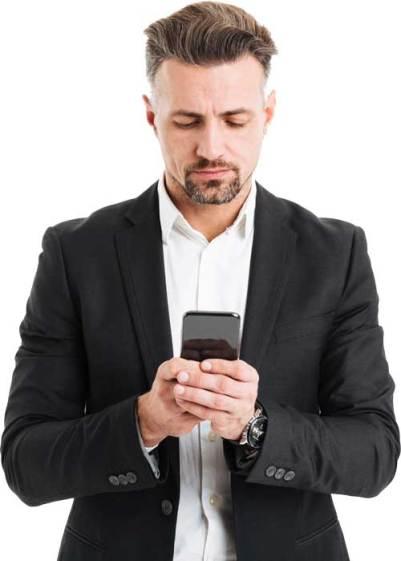 man_smartphone