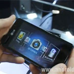 MWC 2012: LG Optimus 3D Max (mit Hands-On Video)