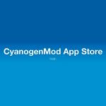 Erster Screenshot des CyanogenMod App Stores