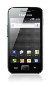 Samsung Galaxy Ace: Galaxy-Class Design und reaktionsfreudiger Bildschirm