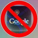 Alptraum: Baldiges Aus für freies Google Maps?