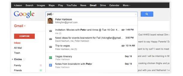 Asbaldig zeigt Google in der Suche auch Kalenderteinträge und Dateien aus dem Drive an! (Bildquelle: Google)