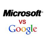 Microsoft wettert mit Fan-Artikeln gegen Google