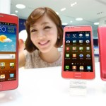 Buntes Treiben: HTC und Samsung packen die Farbpinsel aus