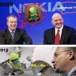 Königsdisziplin Weltmarkt: Wird Samsung Nokia bald vom Thron stürzen?