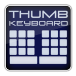 Thumb Keyboard (Phone/Tablet) (App der Woche)