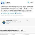 ZTE kündigt fortschrittlichstes Gaming-Smartphone an