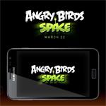 Verdacht: Angry Birds Space zuerst auf Samsungs Galaxy Note?