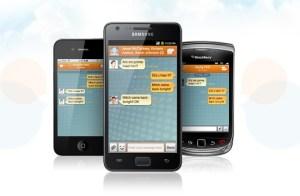 Der Samsung-eigene Nachrichtendienst ChatOn wurde soeben aktualisiert