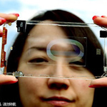 Erstes durchsichtiges Smartphone vorgestellt