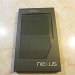 Nexus 7-Wucher: Hülle des Nexus 7 wird bei eBay für 100 Dollar gehandelt