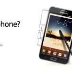 Samsung Galaxy Note knackt die 5 Millionen Marke