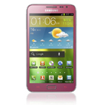 Womanizer: Samsung Galaxy Note wird pink