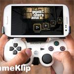 GameKlip macht aus PS3-Controller ein Gamingpad für Smartphones