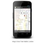 Indoor Karten für Google Maps in England verfügbar