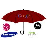Google hilft Android Partnern im Kampf gegen Apple