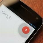 Googles Spracherkennung schlägt Siri