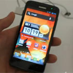 MWC 2012: Hands-On Video zum Huawei Ascend D1