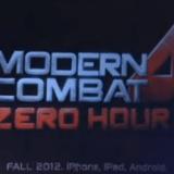 Teaser zu Modern Combat 4 aufgetaucht