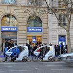 Samsung eröffnet in Paris den ersten mobile Store