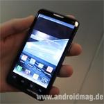 MWC 2012: Motorola Motoluxe vorgestellt (inkl. Hands-On Video)