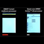 OMAP 5 schlägt Tegra3-Chips im Web Page Rendering haushoch