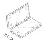 Arbeitet Samsung an einem Galaxy Tablet mit Dual-Screen?