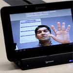 Qualcomm zeigt Gestensteuerung auf einem Android Tablet