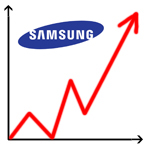 Samsung verkauft im 2. Quartal mehr Smartphones als Apple