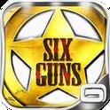 Six Guns (Spiel der Woche)