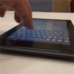 CES 2013: Hands On mit dem fühlbaren Touchscreen-Tasten von Tactus