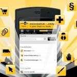meinestadt.de Job App (Empfehlung der Redaktion)
