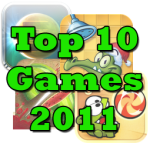 Die Top 10 Android Magazin Games 2011