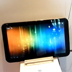 13,3 Zoll großes Android ICS-Tablet von Toshiba