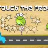 Touch the frog
