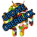 Aktuelle Infos zu anstehenden Android-Updates
