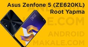 Asus Zenfone 5 (ZE620KL) Root Yapma
