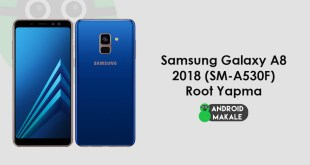 SamsungGalaxy A8 (2018) SM-A530F Root Yapma