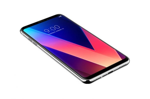 The difference between LG V30 and V30+