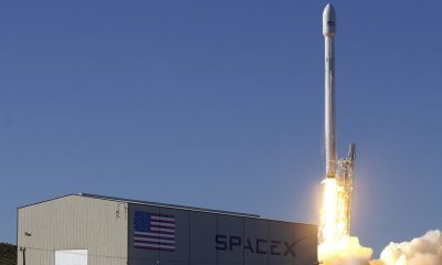 SpaceX reusable rockets
