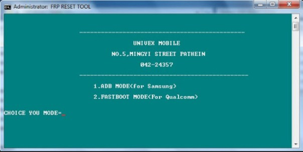 qualcomm frp tool how to use