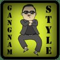 gangnam style logo app